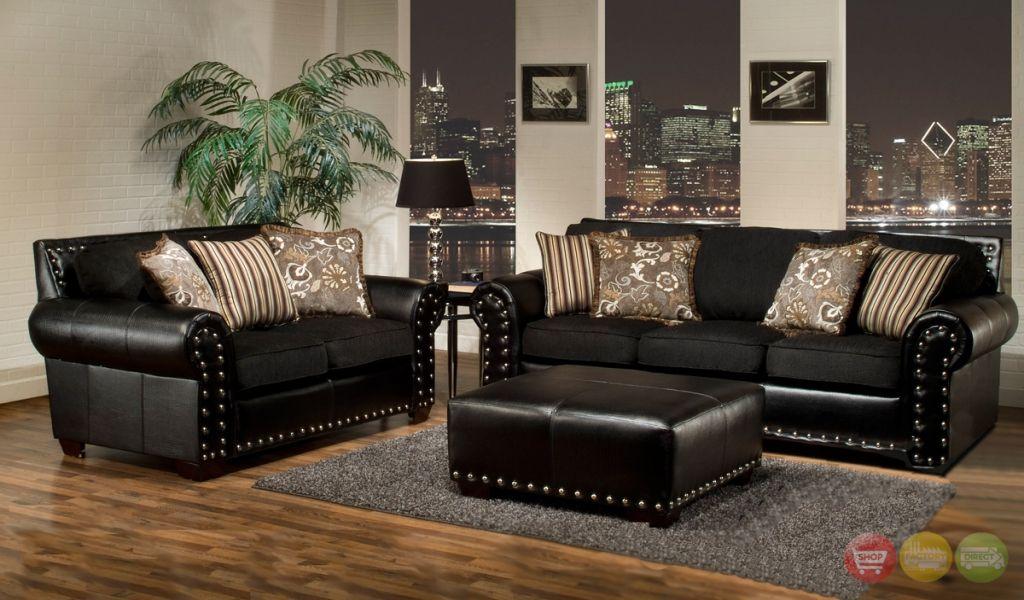 Living Room Sets Sectional Sofas, Black Living Room Furniture