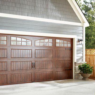 Garage Doors With Windows Httpthe Garage Floorinegarage