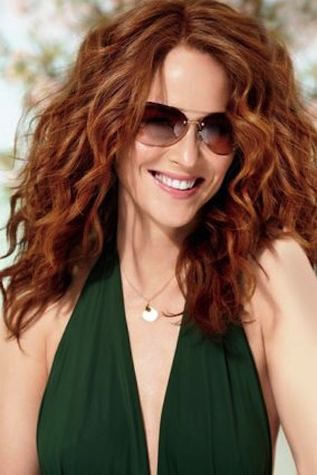 Curly Hairstyle Shoulder Length : 20 layered hairstyles for curly medium length hair pictures my