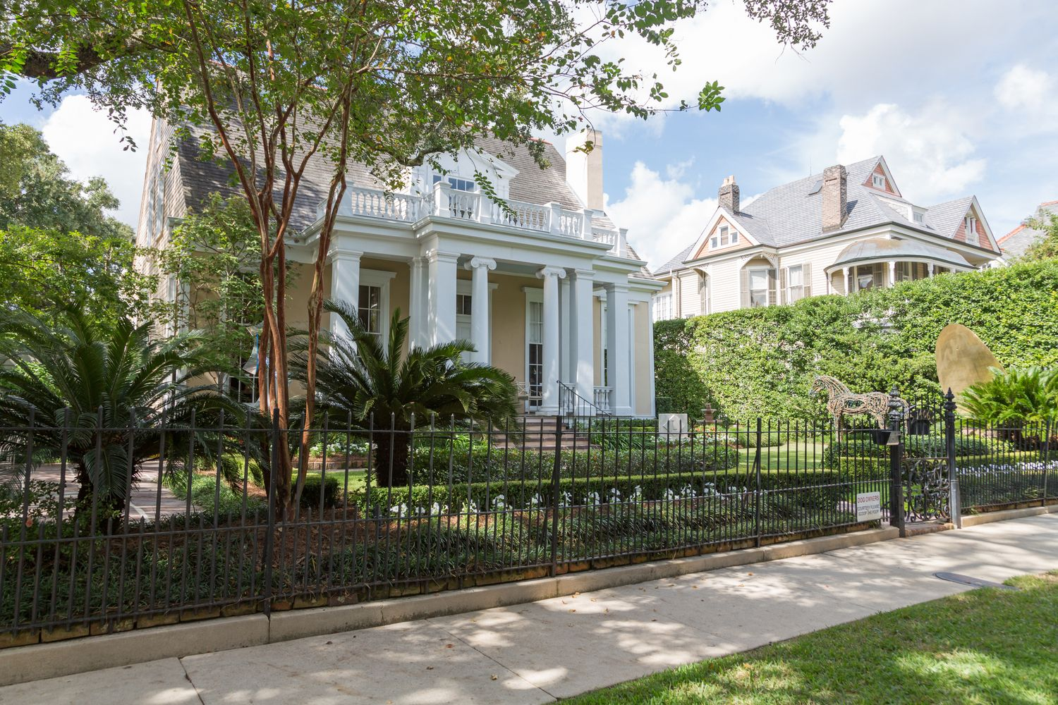 Garden District stunners shine bright this holiday season
