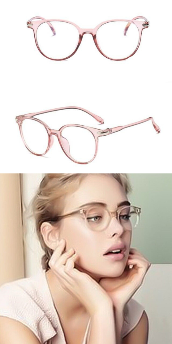 Glasses with blue light filter help to protect your eyes and make you sleep better. Increase your productivity around the computer when your wear this women blue light glasses. cute blue light glasses| blue light blocking glasses cute| best blue light glasses #eyewear #womenglasses #eyeglasses #womenaccessories  #womeneyewear