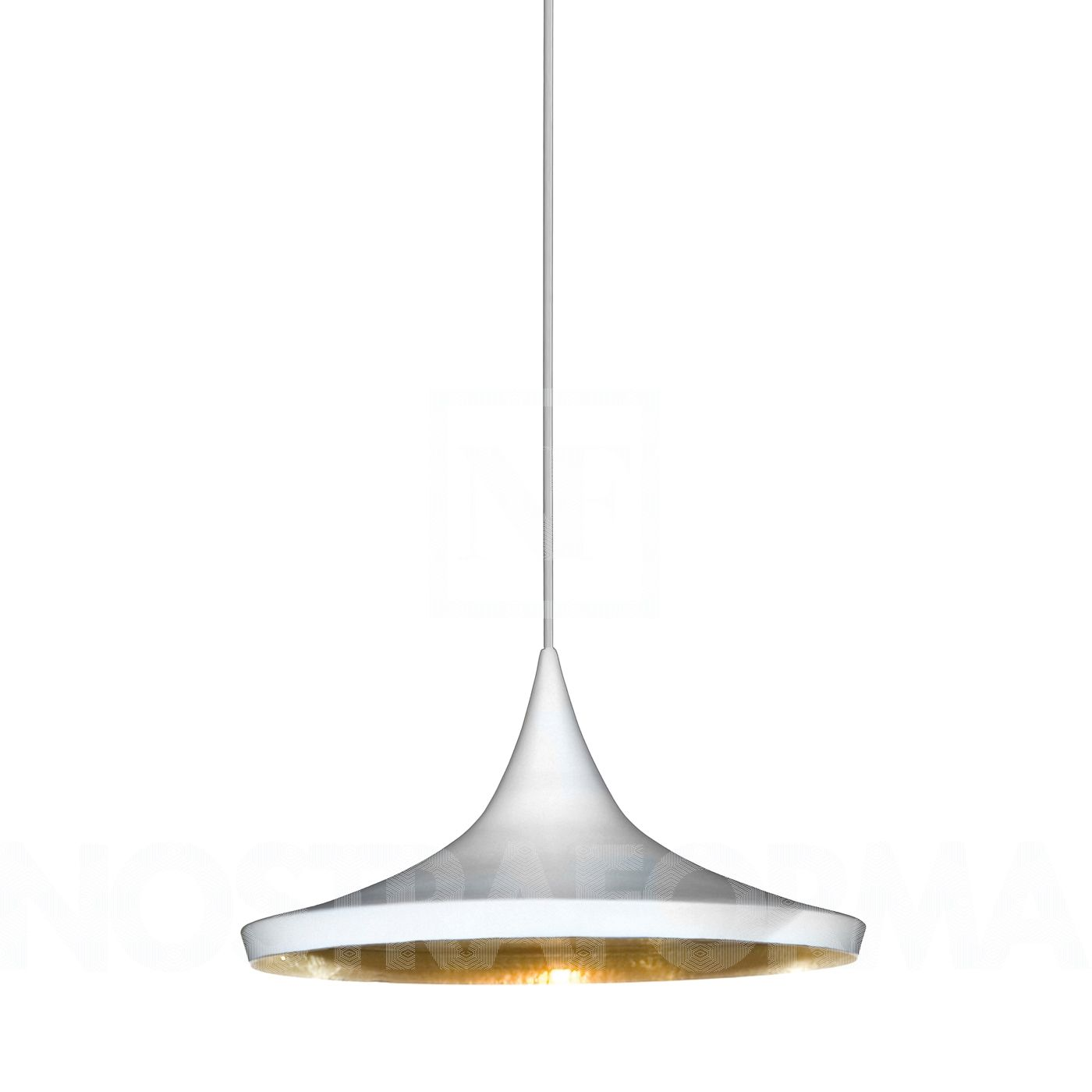 Gold And White Tom Dixon Light Lampen Bright