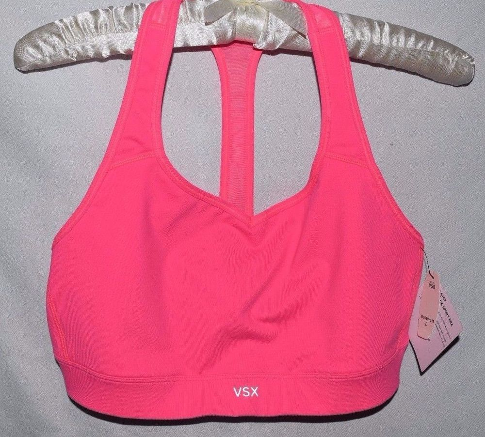 Victorias Secret Racerback Sport Bra VSX The Player Cami