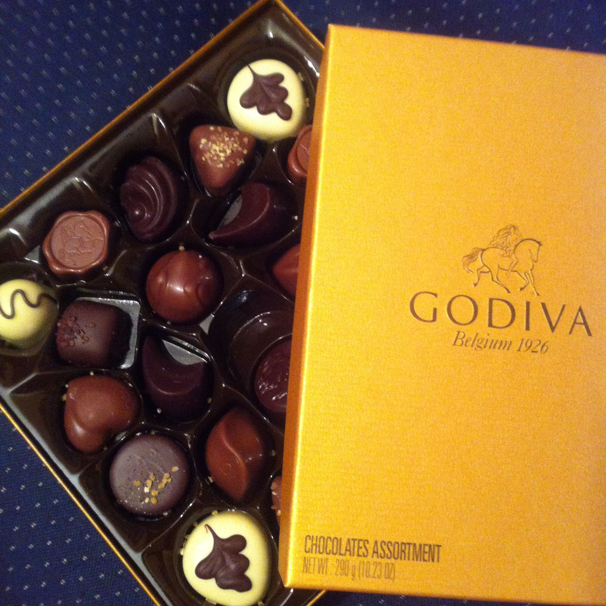 Godiva chocolate - when only the best will do... | Chocolate ...