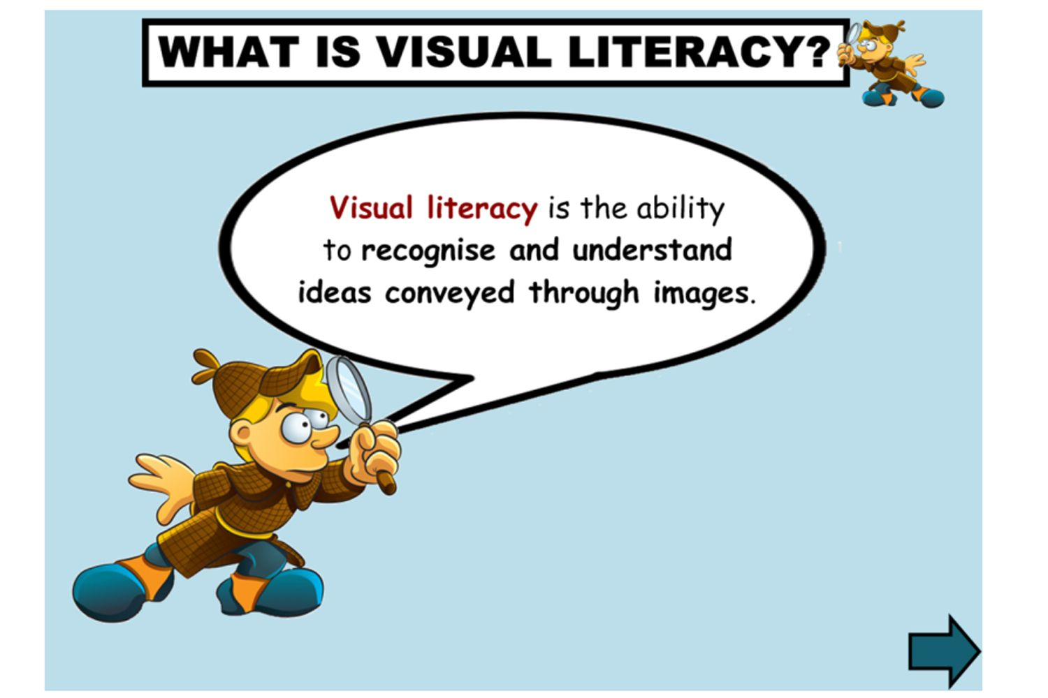 Introduce Students To Visual Literacy With This Engaging