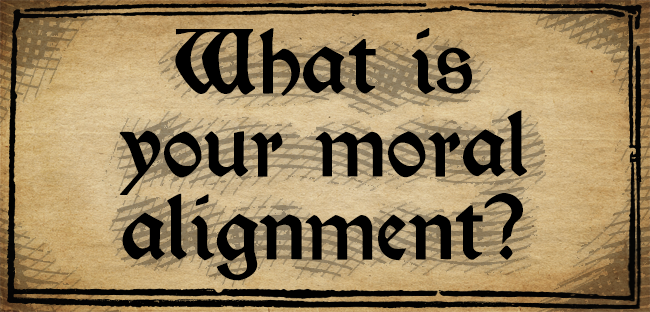 What's Your Moral Alignment?