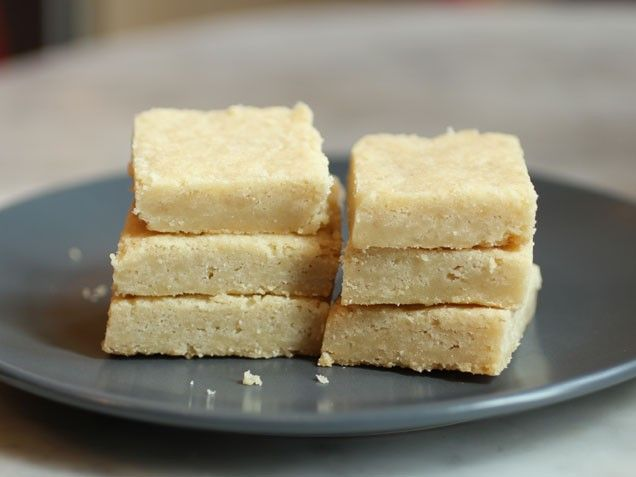 Maple Nutmeg Shortbread #Cookies. #dessert http://www.ivillage.com/food-blogger-holiday-recipes/3-b-407995#408002