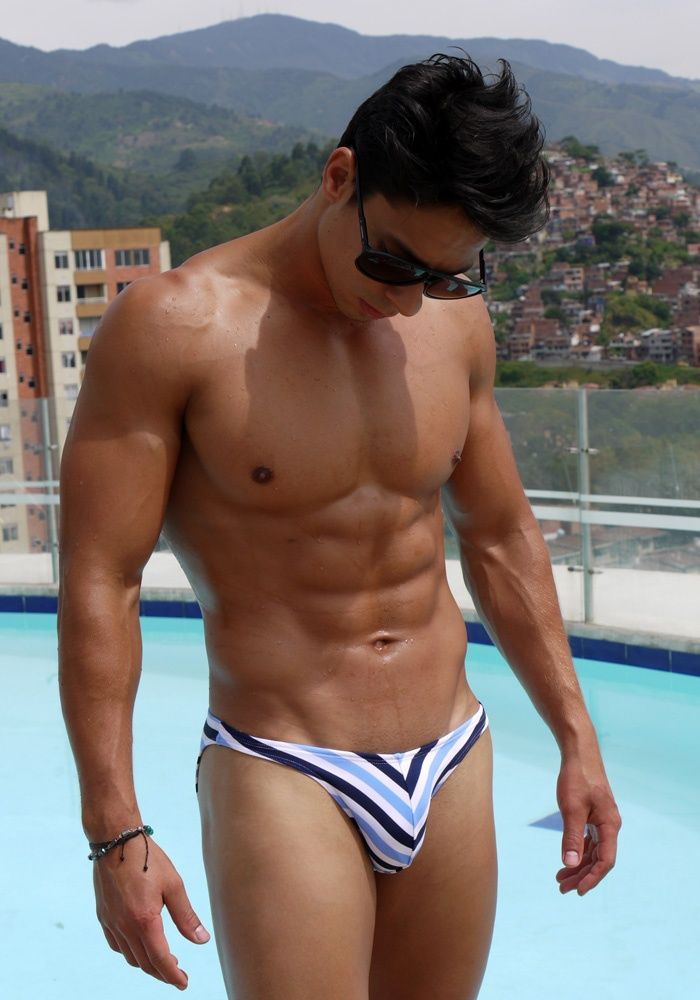 832de0f9619a tiny panties Male Hunks, Hunks Men, Swimming Outfit, Man Swimming,  Attractive Men