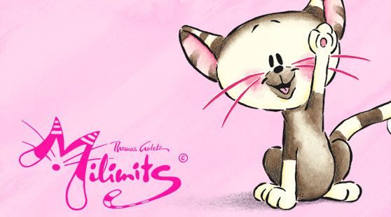 Diddls Homepage - Official Website of the Diddl-Mouse - Diddl & Friends - Milimits