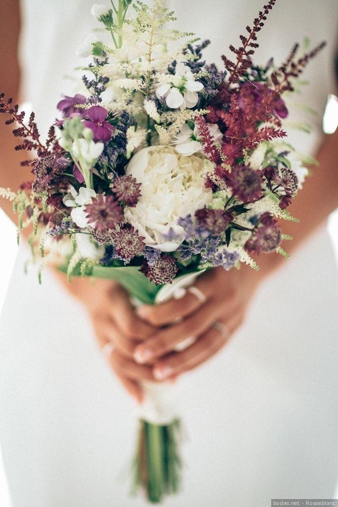 ae816ce9 Más de 100 ramos de novia silvestres: ¡vuélvete a enamorar! | Ramos ...