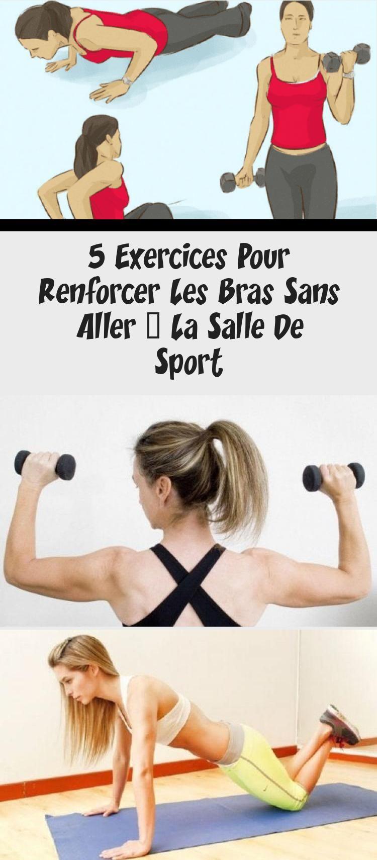 5 Exercices Pour Renforcer Les Bras Sans Aller A La Salle De Sport Meillereus Pins Biceps Muscle Physique