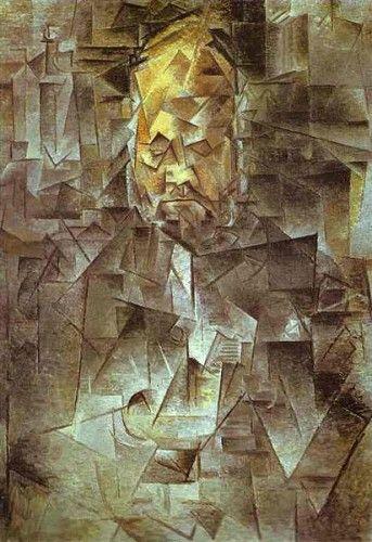 Picasso Retratos Cubistas Obras De Picasso