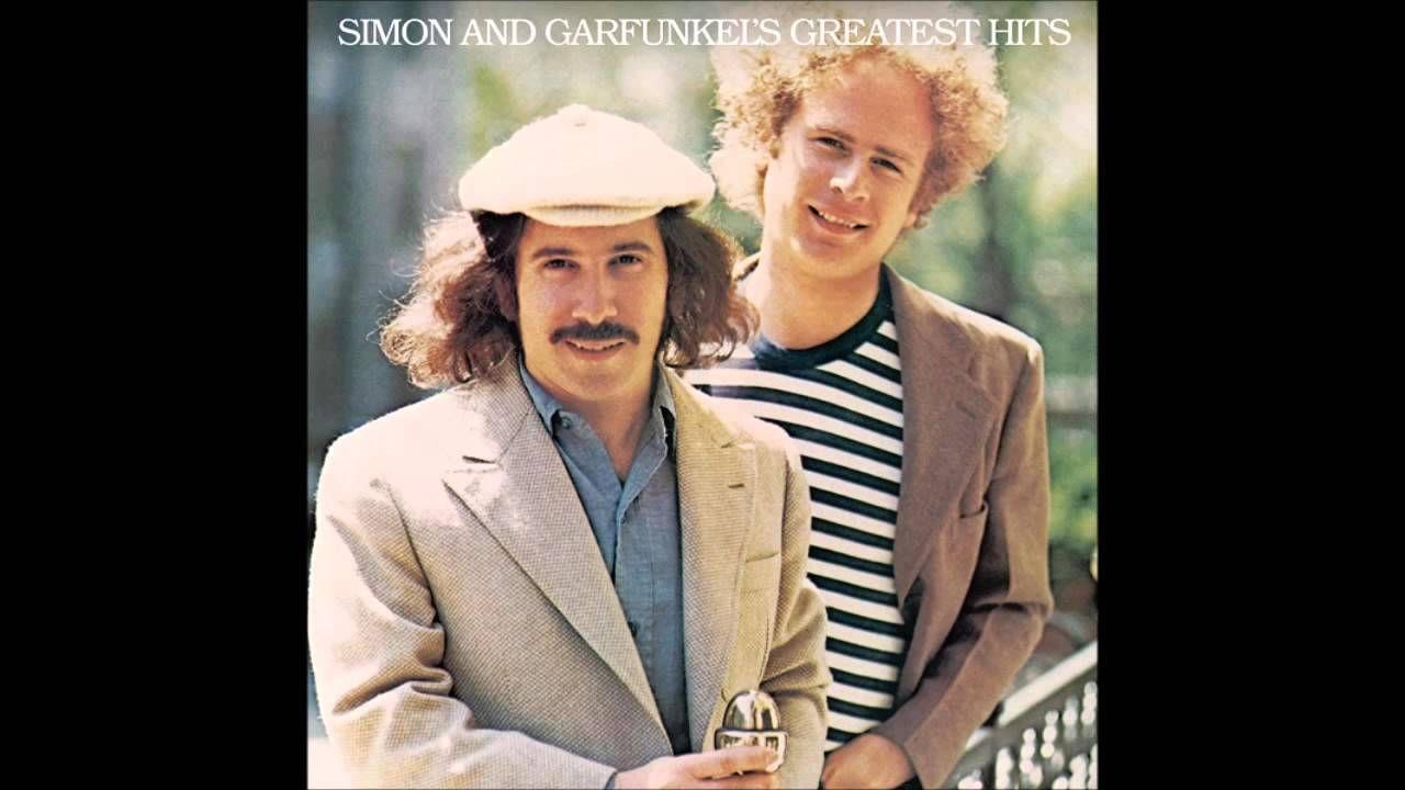 Simon & Garfunkel - The Sounds Of Silence [HQ - FLAC