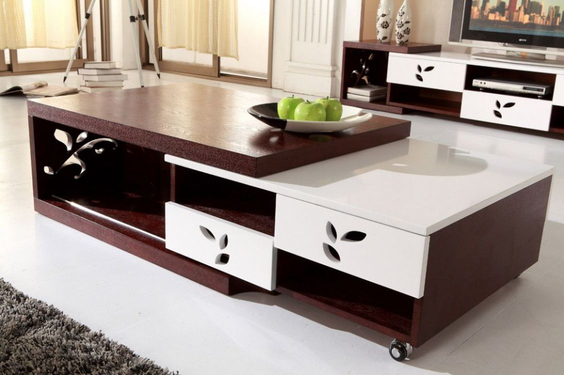 Awesome Center Table Design For Living Living Room Ce