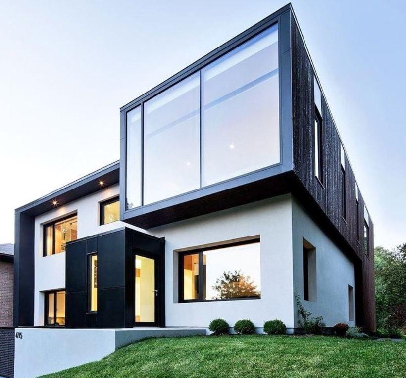 Fachadas De Casas Minimalistas #casasminimalistas Casas - casas minimalistas