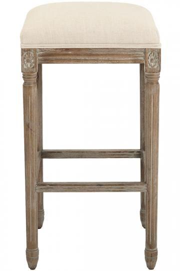 jacques backless bar stool upholstered bar stools backless bar