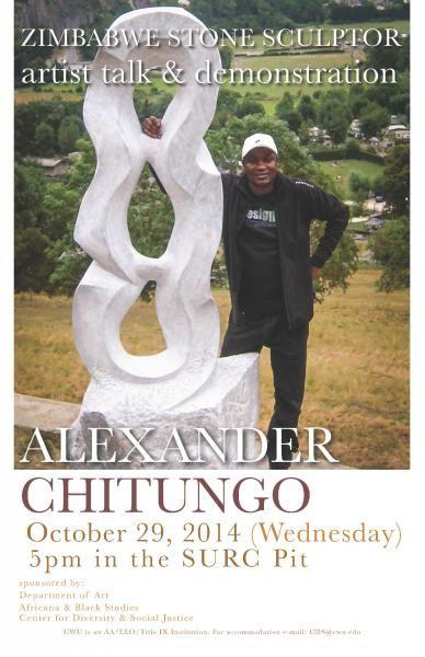 Art | Alexander Chitungo: Zimbabwe stone sculptor