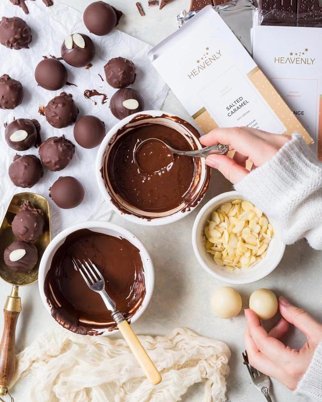 Pin by chloe zhang on chocolate vegan desserts food