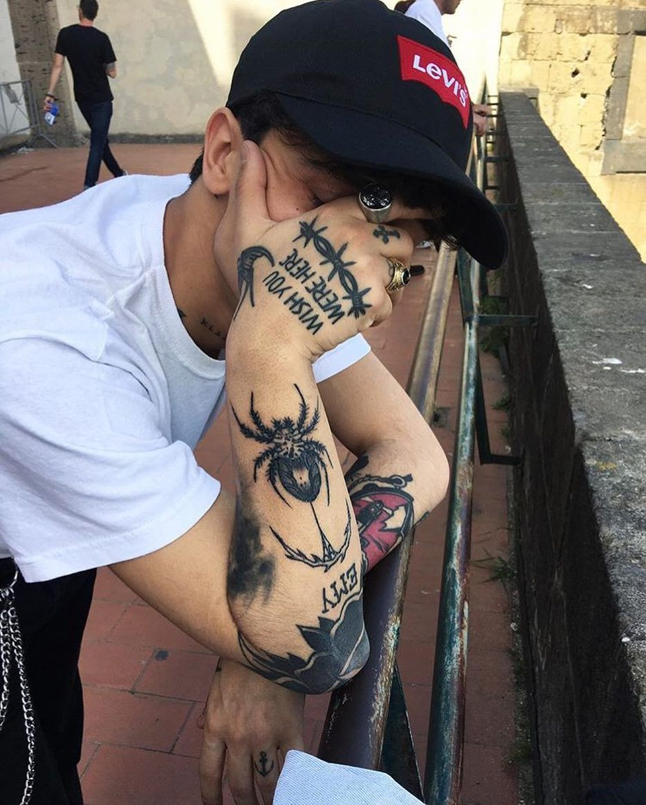 152 Best Tattoo Quotes To Express The Inner Word Of Yours: Tatuaje Piercing