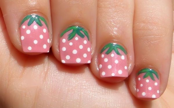 Awesome Easy Nail Designs For Short Nails Glam Bistro Easy