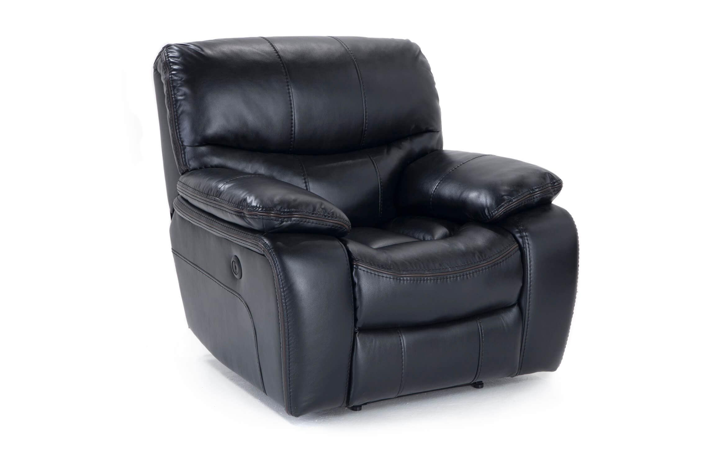 Avenger black power recliner in 2020 recliner power