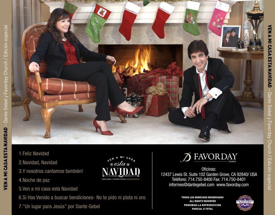 CD de Navidad