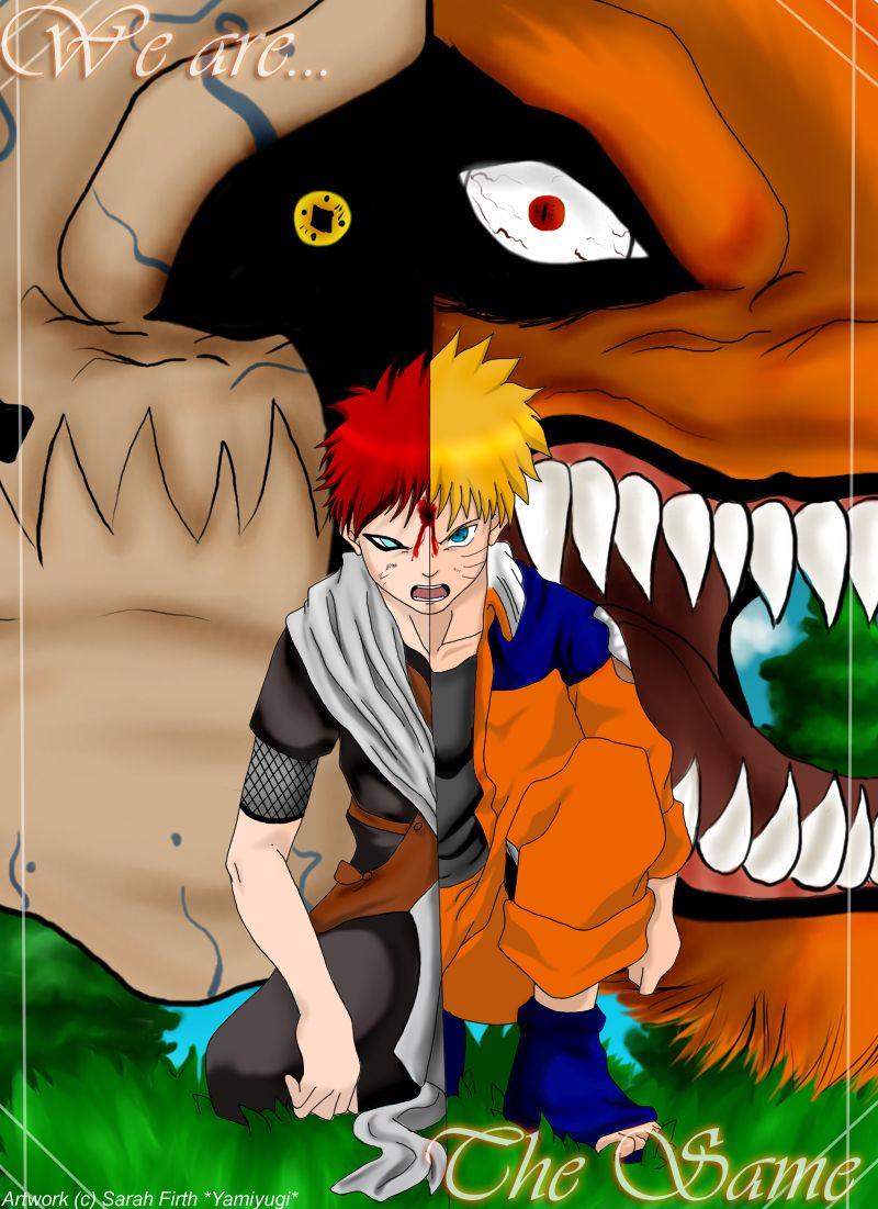 ++- We are the Same -++ Naruto by yamiyugi on DeviantArt