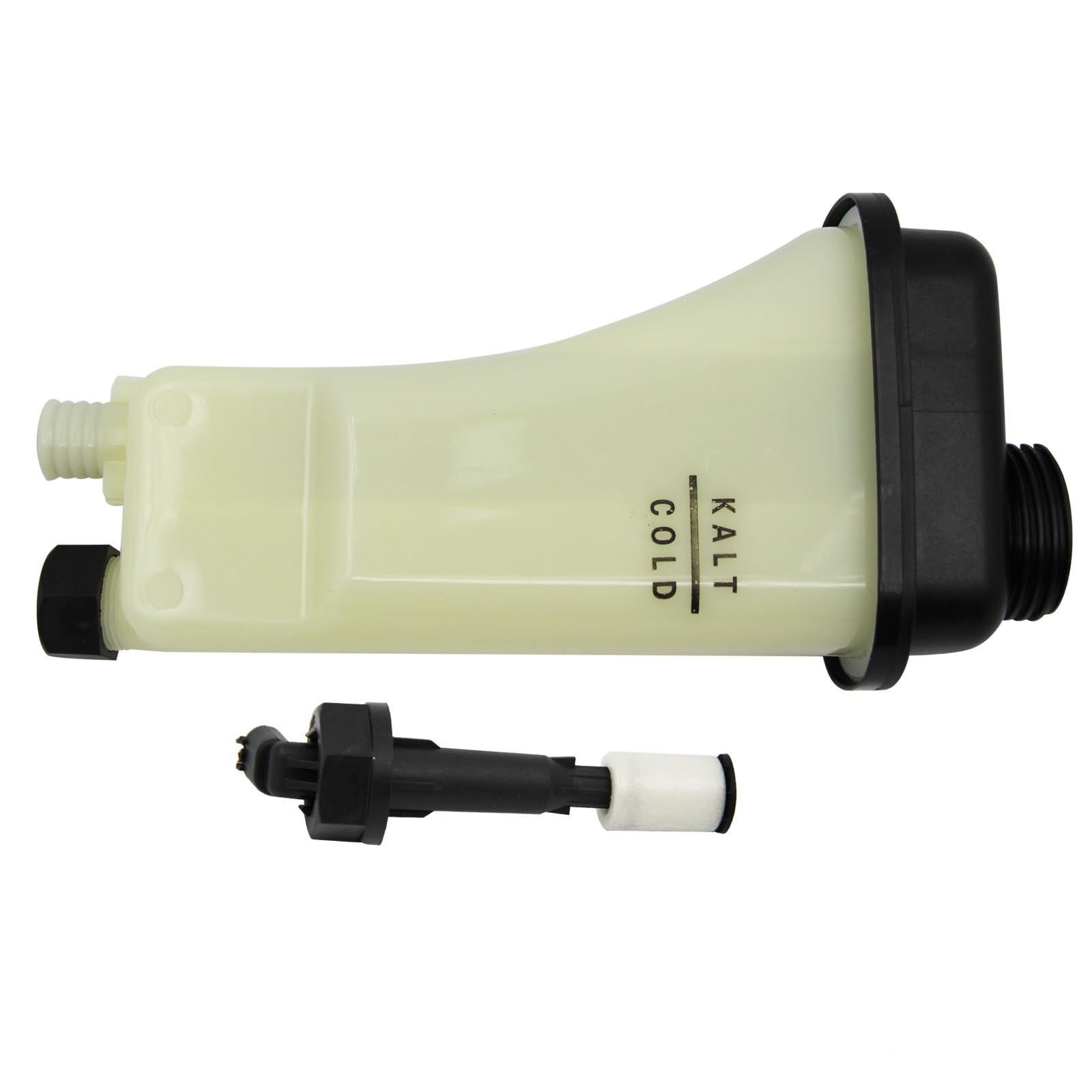 Radiator Coolant Recovery Reservoir Expansion Tank Level