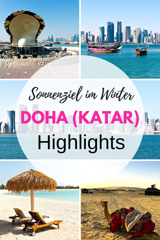 Doha Karte Welt.Doha Sehenswurdigkeiten Katar Qatar Stadt Strand