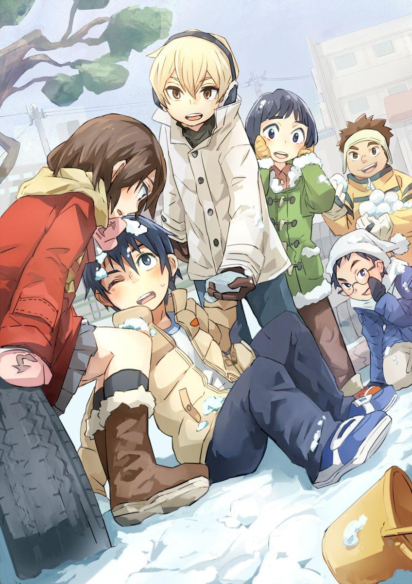 Winter Season 2016 Review Anime, Anime shows, Manga anime