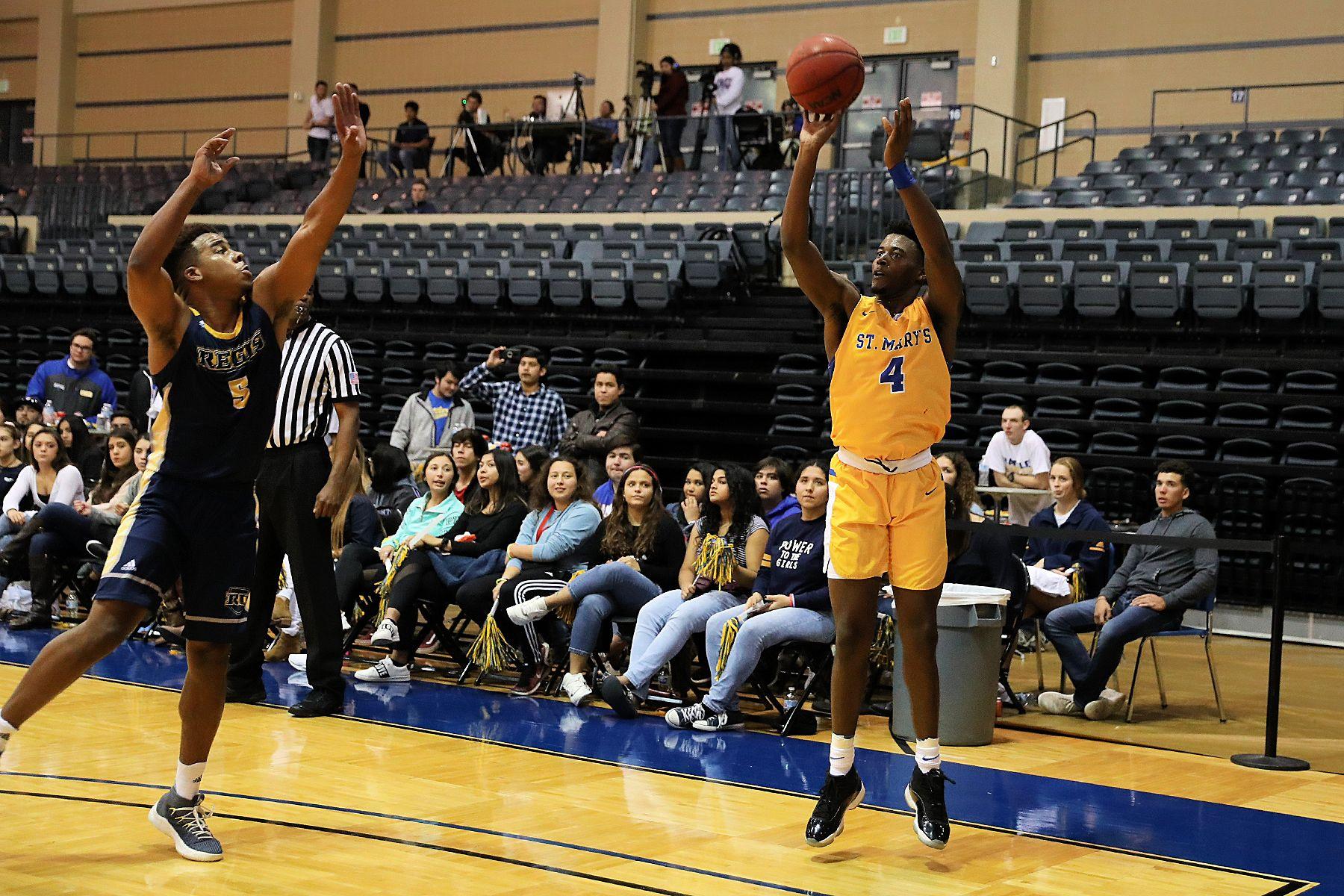 Stmu Men S Basketball Sweeps Courtyard Marriott Classic Mens Basketball Basketball Basketball Teams
