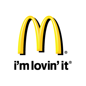 mcdonald s i m lovin it vector logo presentation idea rh pinterest co uk mcdonalds vector logo macdonald logo vector free download