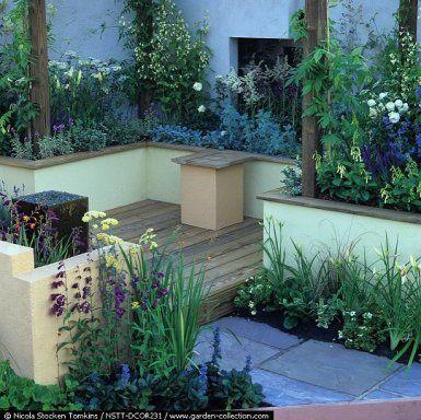 Ideas Para Hacer Una Jardinera De Obra Y Que Plantar En Ella Foro De Infojardin Patio Plants
