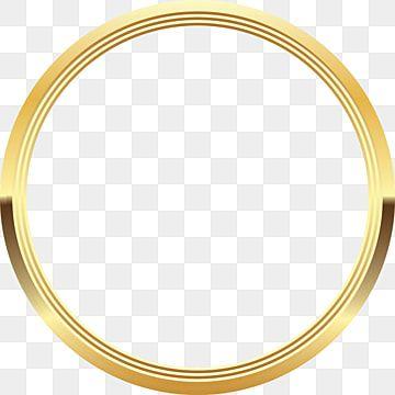 Circulo De Ouro Circulo Clipart Circulo De Ouro Goldcircle Imagem Png E Vetor Para Download Gratuito Circle Clipart Gold Circle Frames Frame Border Design