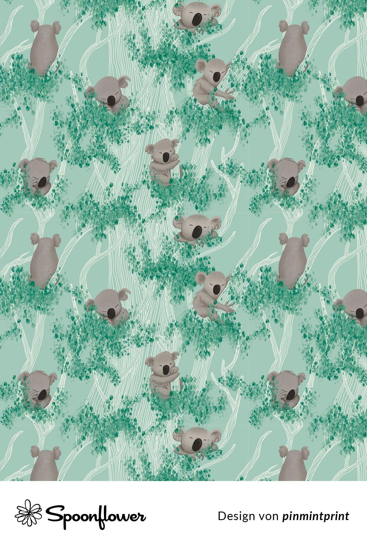 Farbenfrohe Stoffe Digital Gedruckt Von Spoonflower In 2020 Spoonflower Animal Pattern Illustration