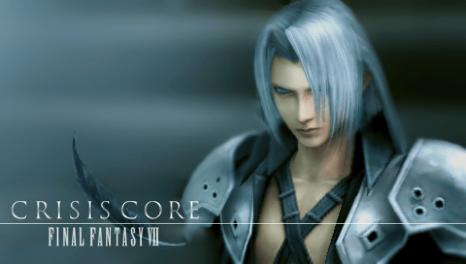 final fantasy crisis core psp iso