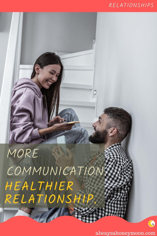 Photo of Mehr Kommunikation. Gesündere Beziehung.
