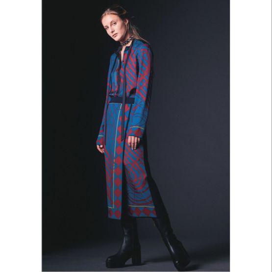 Hermès  #VogueRussia #prefall #fallwinter2017 #Hermès #VogueCollections