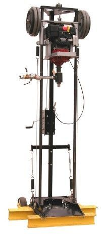 Portable Water Well Drill Rig Compact Location Well Drilling Man Portable Drill Click Here To Visit Http Ift Water Well Drilling Water Well Well Drilling