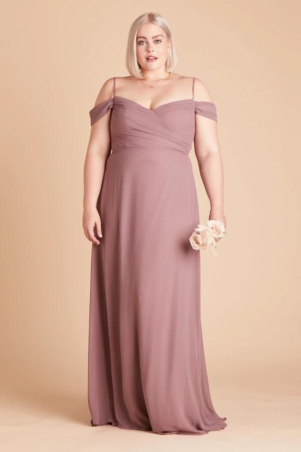 Plus Size Collection Boho Deep V Neck Beach Wedding Dress Wedding Dresses Wedding Dresses Plus Size Plus Size Wedding