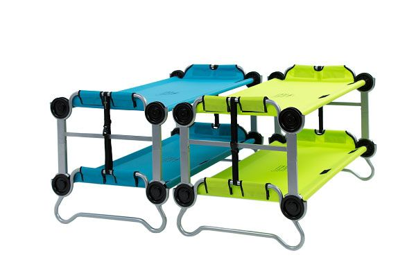Disco O Bed Kid O Bunk Camping Cot Camping Portable Bunk Beds