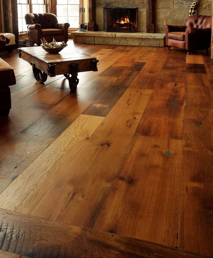 Arizona Hardwood Floor Supply Carries And Installs Reclaimed Wood Flooring From Various Locations Nationwide Both Sol Home Remodeling Wide Plank Flooring Home