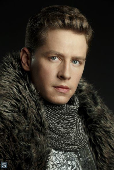 Once Upon A Time Season 3 New Cast Promotional Photos Josh