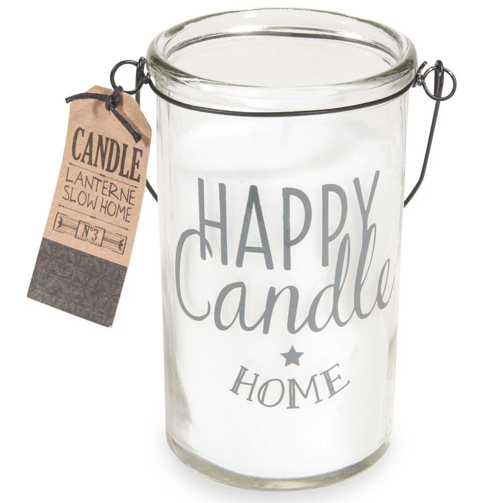 bougie lanterne h 11 cm happy tribu maisons du monde country house pinterest maison du. Black Bedroom Furniture Sets. Home Design Ideas