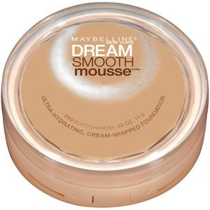 Dream Smooth Mousse Foundation, Buff
