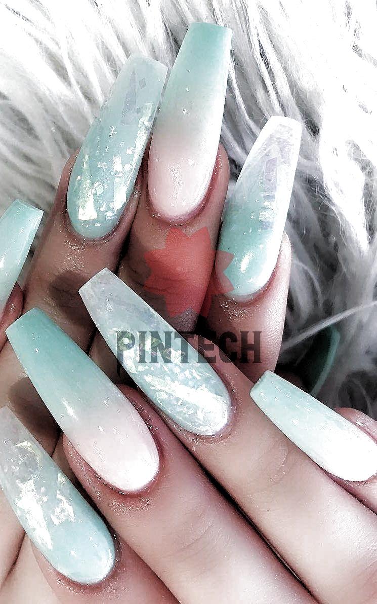 Nagel Design 2016 Nail Trends 101 Pink Nail Art Ideen Kunst Ideen Nagel Ros In 2020 Nail Art Ombre Ombre Nail Art Designs Long Nail Designs