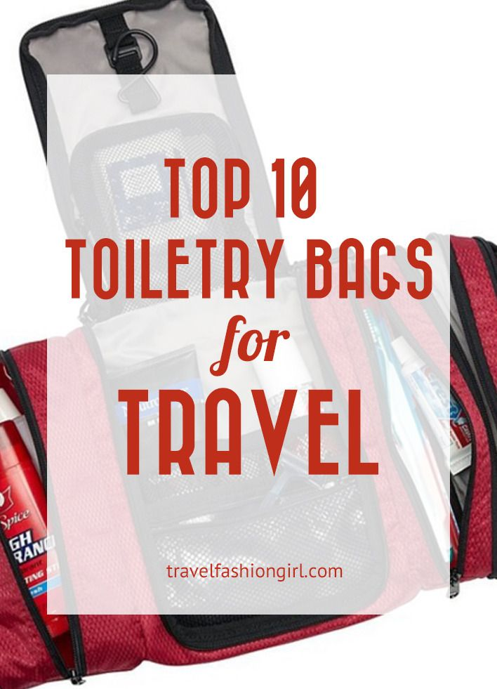 82ca32845cba Check out our top ten toiletry bags. Which will be the best toiletry bag  for you  From organization to packing light