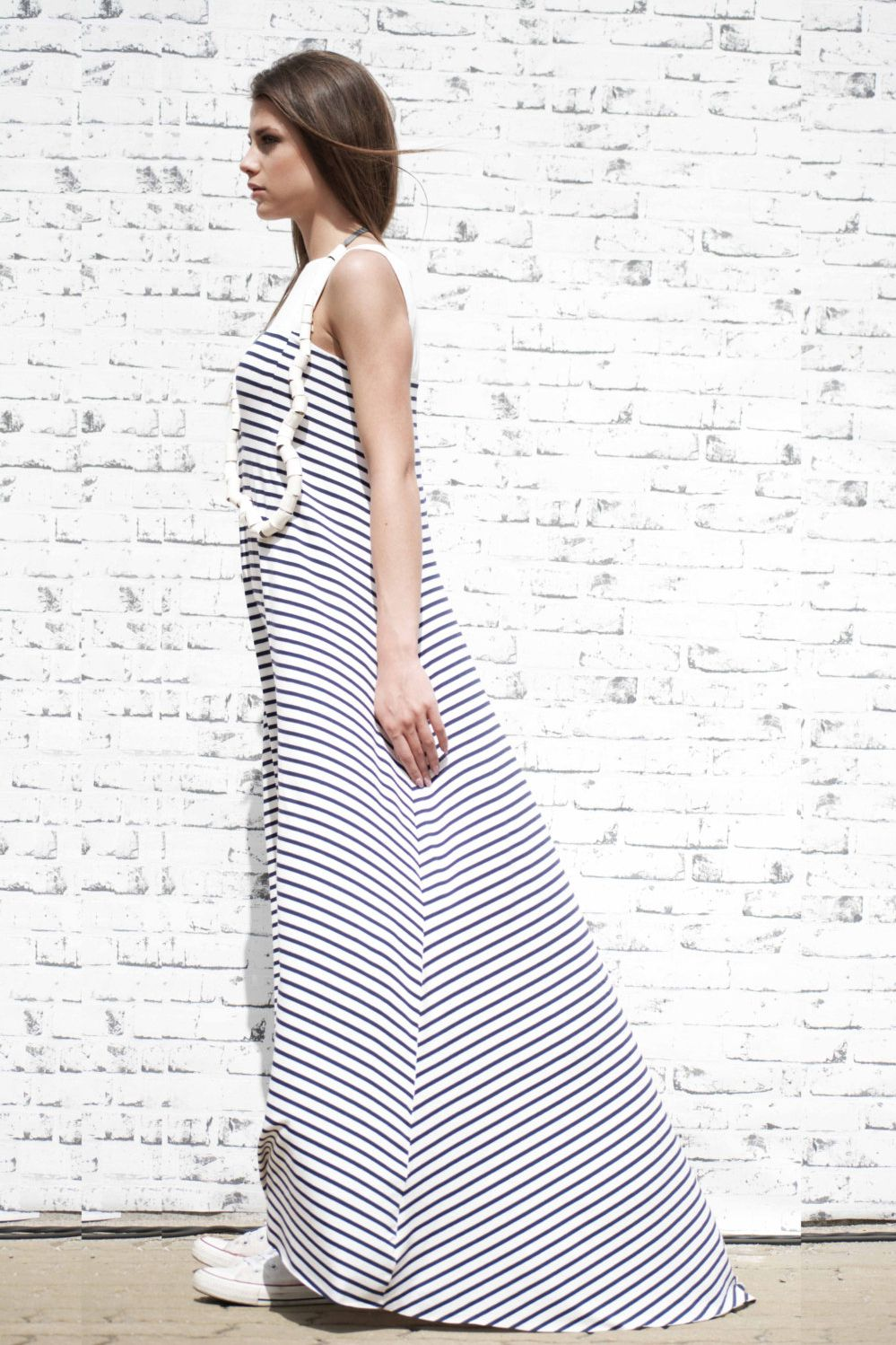 The maxi dress with a whole lot of summer inspiration wardrobe