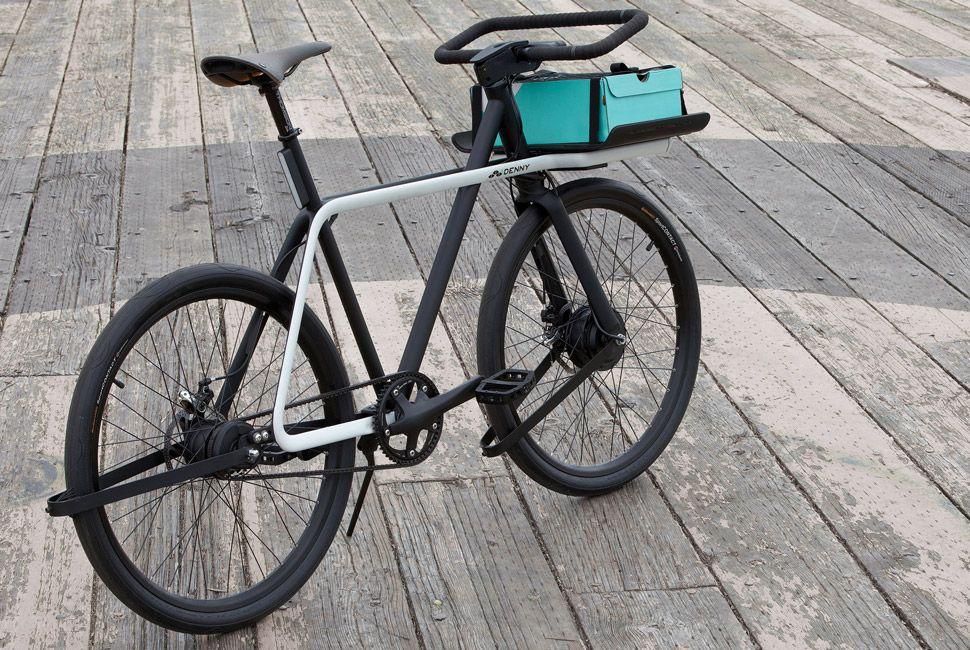 The Denny City Bike Advances Bike Commuting Urban Bike Bike