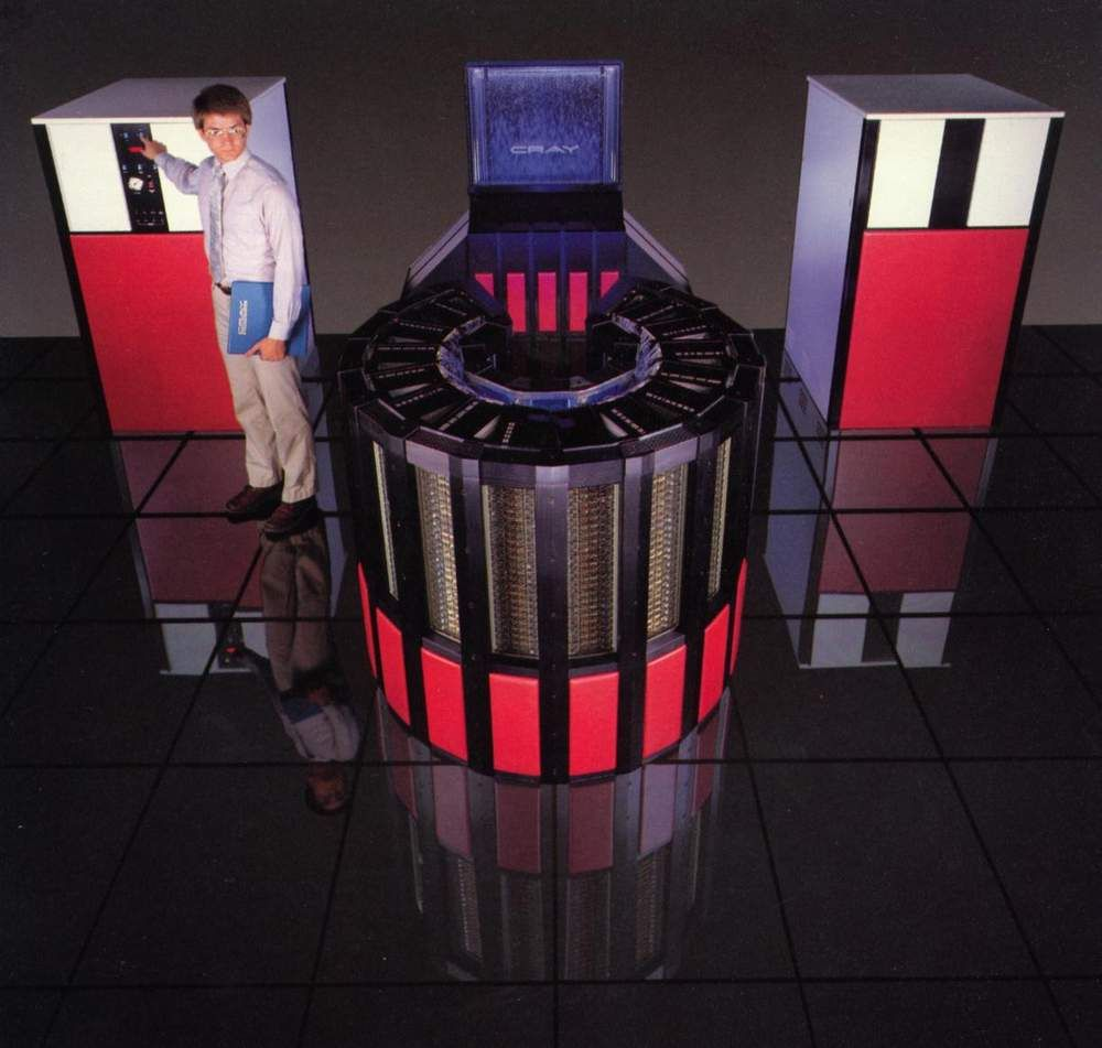 The Cray Mainframe Supercomputer and technician. Codebreaking, lack of emotion, proximity shock defense.